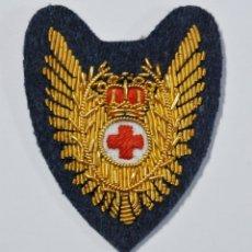 Militaria: BELLISIMO DISTINTIVO DE ENFERMERA OFICIAL DE VUELO DE LA R.A.F DE INGLATERRA.SEGUNDA GUERRA MUNDIAL.. Lote 143981278