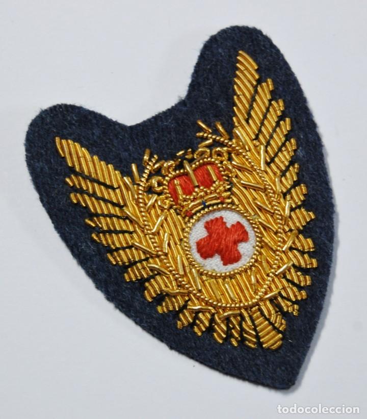 Militaria: Bellisimo distintivo de Enfermera OFICIAL de VUELO de la R.A.F de INGLATERRA.SEGUNDA GUERRA MUNDIAL. - Foto 2 - 143981278