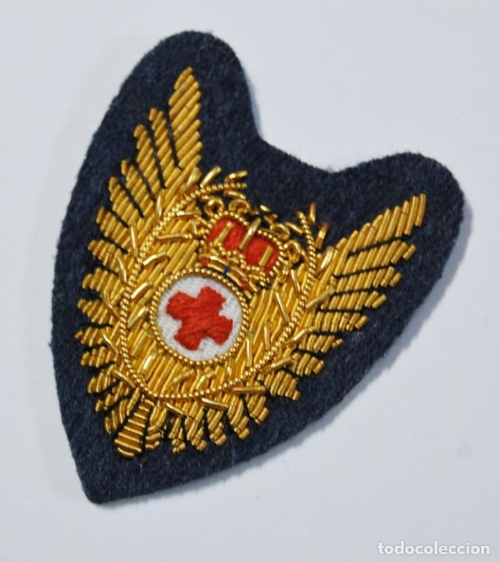 Militaria: Bellisimo distintivo de Enfermera OFICIAL de VUELO de la R.A.F de INGLATERRA.SEGUNDA GUERRA MUNDIAL. - Foto 3 - 143981278