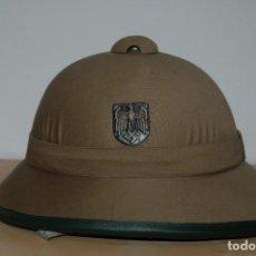 Militaria - REPLICA SALAKOT DEL AFRIKA KORPS II GUERRA MUNDIAL - 145233742