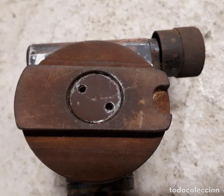 Militaria: Goniómetro alemán en caja - Foto 3 - 13527480