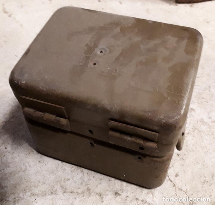 Militaria: Goniómetro alemán en caja - Foto 12 - 13527480