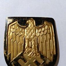 Militaria: PLACA SALACOT AFRIKAKORPS DE KRIEGSMARINE. Lote 148127634