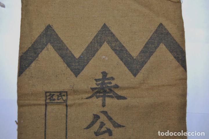 Militaria: ESPECTACULAR HOUKU BUKURO DEL EJERCITO DE JAPON.SEGUNDA GUERRA MUNDIAL. - Foto 6 - 151379394