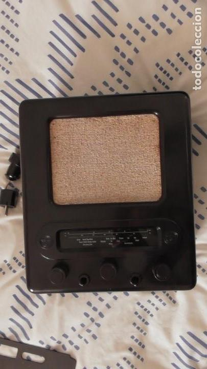 Militaria: Radio alemana VOLKSEMPLÄNGER 301 DYN 1939. PERFECTO ESTADO DE CONSERVACIÓN. ORIGINAL TERCER REICH - Foto 16 - 152184562