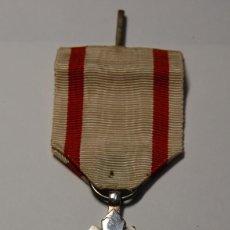 Militaria: IMPERIO JAPONES DE MANCHUKUO.MEDALLA DE PLATA.ORDEN DE AUSPICIOUS CLOUDS 8ª CLASE.2ª GUERRA MUNDIAL.. Lote 152762406