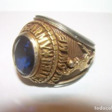 Militaria: ANILLO...U..S. ARMY .INFANTRY CENTER...FOLLOW ME.. Lote 155944738