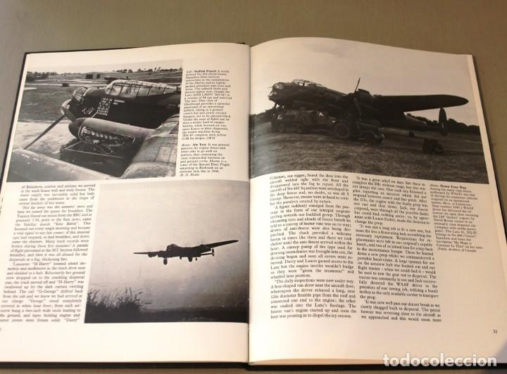 Militaria: AVION BOMBARDERO LANCASTER AT WAR 2 - 2ª GUERRA MUNDIAL - GARBETT AND GOULDING - INTERESANTE LIBRO - Foto 6 - 156690038