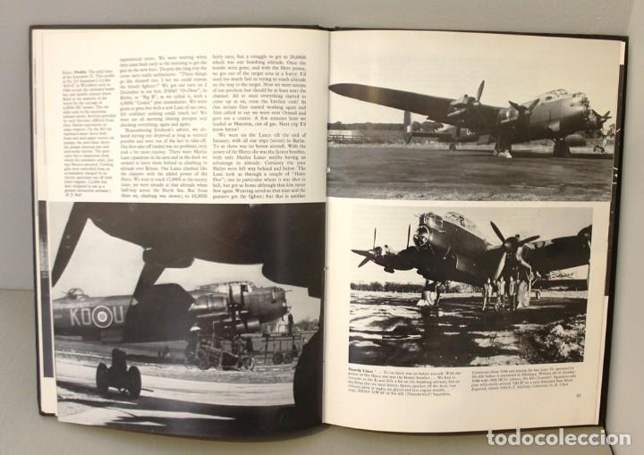 Militaria: AVION BOMBARDERO LANCASTER AT WAR 2 - 2ª GUERRA MUNDIAL - GARBETT AND GOULDING - INTERESANTE LIBRO - Foto 9 - 156690038