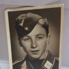 Militaria: FOTOGRAFÍA ANTIGUA MILITAR NAZI ORIGINAL. Lote 157829577