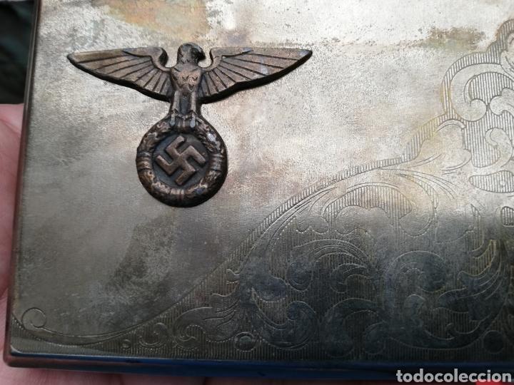 Militaria: Pitillera nazi - Foto 2 - 158791288