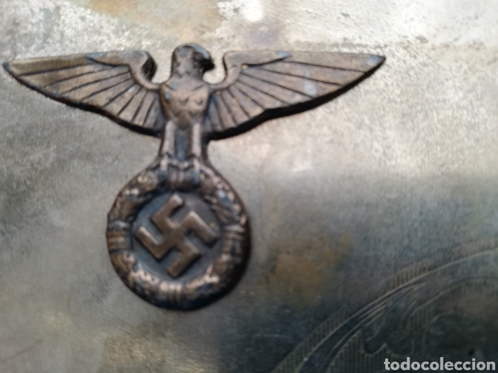 Militaria: Pitillera nazi - Foto 3 - 158791288