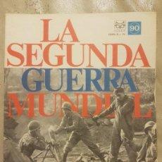 Militaria - REVISTA LA SEGUNDA GUERRA MUNDIAL Nº 90 CAE BOLONIA. CODEX - 159312694