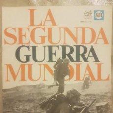 Militaria - REVISTA LA SEGUNDA GUERRA MUNDIAL Nº 83 SAINT LO; TRIUNFO AMERICANO. CODEX - 159312770