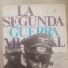 Militaria - REVISTA LA SEGUNDA GUERRA MUNDIAL Nº 25. ROMMEL DERROTADO. CODEX - 159359250