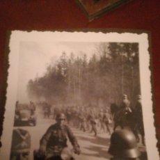 Militaria: COLUMNA ALEMANA WW2 ORIGINAL. Lote 159434374