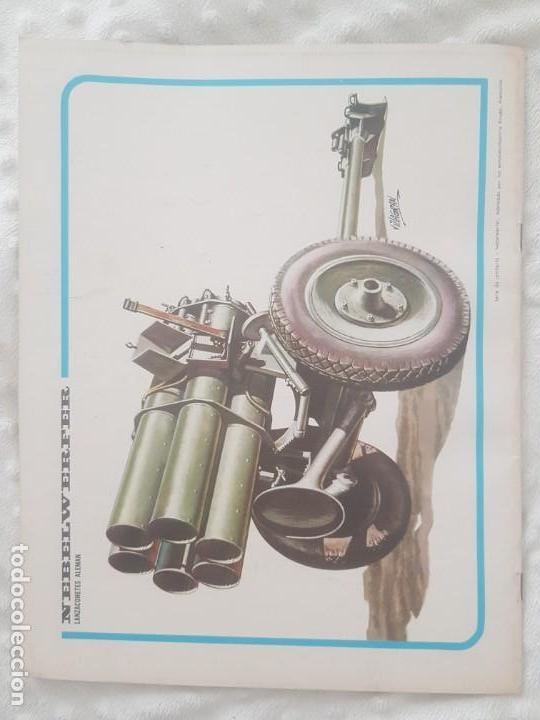 Militaria: REVISTA LA SEGUNDA GUERRA MUNDIAL Nº 63 ASALTO ANFIBIO EN ANZIO. CODEX - Foto 2 - 160464322