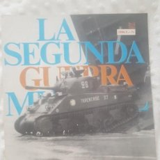 Militaria - REVISTA LA SEGUNDA GUERRA MUNDIAL Nº 46 ROMMEL ACORRALADO. CODEX - 160480538