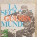 Militaria: REVISTA LA SEGUNDA GUERRA MUNDIAL Nº 59 JAPÓN RETROCEDE EN LAS SALOMÓN. CODEX. Lote 160514190