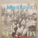 Militaria: REVISTA LA SEGUNDA GUERRA MUNDIAL Nº 60 MUERTE EN LA SELVA. CODEX. Lote 160514802