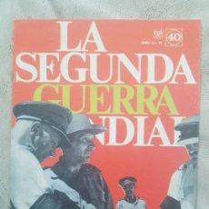 Militaria - REVISTA LA SEGUNDA GUERRA MUNDIAL Nº 40 MONTGOMERY DERROTA A ROMMEL. CODEX - 160576550