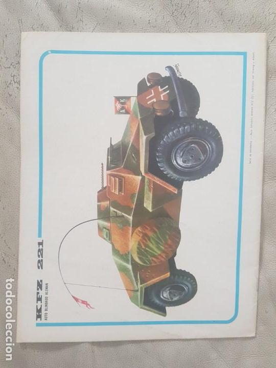 Militaria: REVISTA LA SEGUNDA GUERRA MUNDIAL Nº 39 EL AFRIKA KORPS PARALIZADO. CODEX - Foto 2 - 160578006