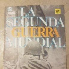 Militaria - REVISTA LA SEGUNDA GUERRA MUNDIAL Nº 62. OFENSIVA ALIADA OBJETIVO: ROMA. CODEX - 161159606
