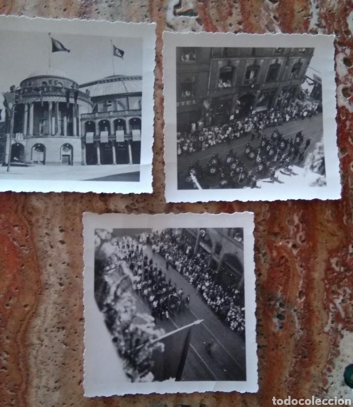 FOTOS MUNICH 1937 (Militar - II Guerra Mundial)