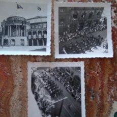 Militaria: FOTOS MUNICH 1937. Lote 161195110
