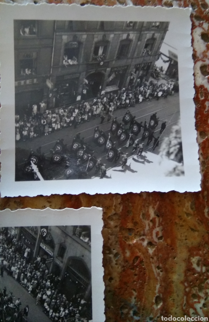 Militaria: Fotos Munich 1937 - Foto 2 - 161195110