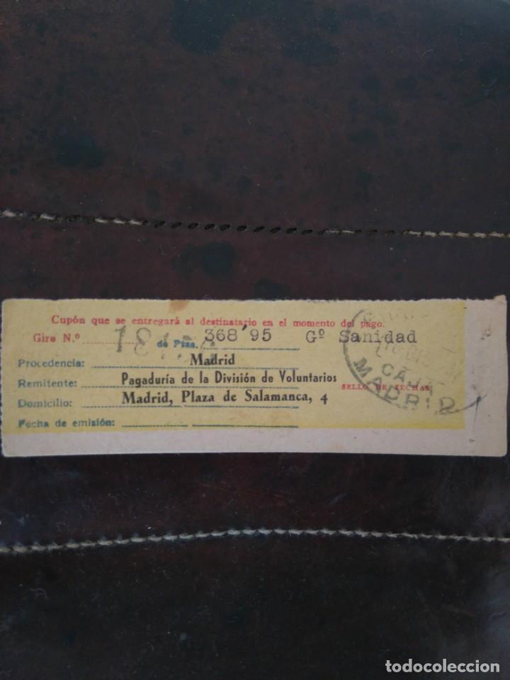 PAGADURÍA DIVISIÓN AZUL (Militar - II Guerra Mundial)