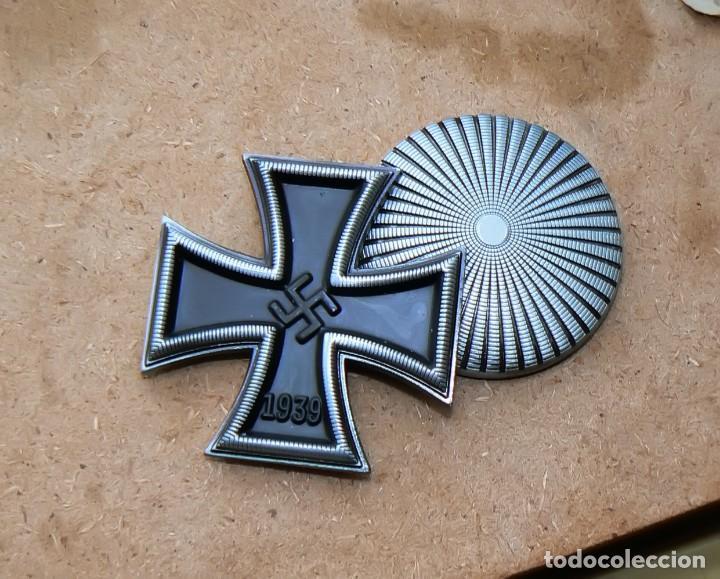 LA CRUZ DE HIERRO DE 1939 1ST. (EISERNEN KREUZES)TERCER REICH (Militar - II Guerra Mundial)