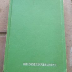 Militaria: RECUERDOS DE GUERRA DEL NSDAP. Lote 162917190