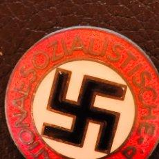 Militaria: PARTIDO NAZI INSIGNEA DAP MUY BIEN CONSERVADA. Lote 163025365