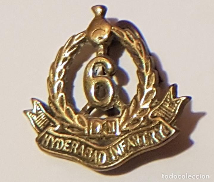 Militaria: LOTE DE INSIGNIAS WWII EJERCITO INDIO (HYDERABAD) . Excelente conservación - Foto 3 - 163039962