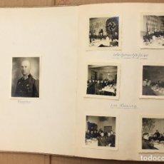 Militaria: ALBUM II GUERRA MUNDIAL ALEMANIA. 620 FOTOGRAFIAS (CAMPAÑA, ARMAMENTO, CIUDADES DESTRUIDAS). Lote 165435458