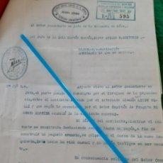 Militaria: WW2. ACORAZADO GRAF SPEE. ACCIDENTE CON UN HACHA DE LINSE WILLI. Lote 165626042