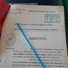 Militaria: WW2. ACORAZADO GRAF SPEE. LICENCIA ESPECIAL ERNST HERMANN. Lote 165626374