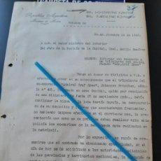 Militaria: WW2. ACORAZADO GRAF SPEE. FUGA JOHANNES FRIZTLEN. Lote 165755222