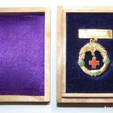 Militaria: MEDALLA JAPONESA PLATA MACIZA.BENEVOLENCIA DE ENFERMERAS MILITARES 1ª CLASE.2ª GUERRA MUNDIAL. Lote 134224858