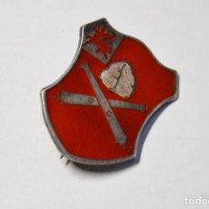 Militaria: INSIGNIA DE PLATA.10º REGIMIENTO DE ARTILLERIA DE LOS ESTADOS UNIDOS.2ª GUERRA MUNDIAL.. Lote 166887256