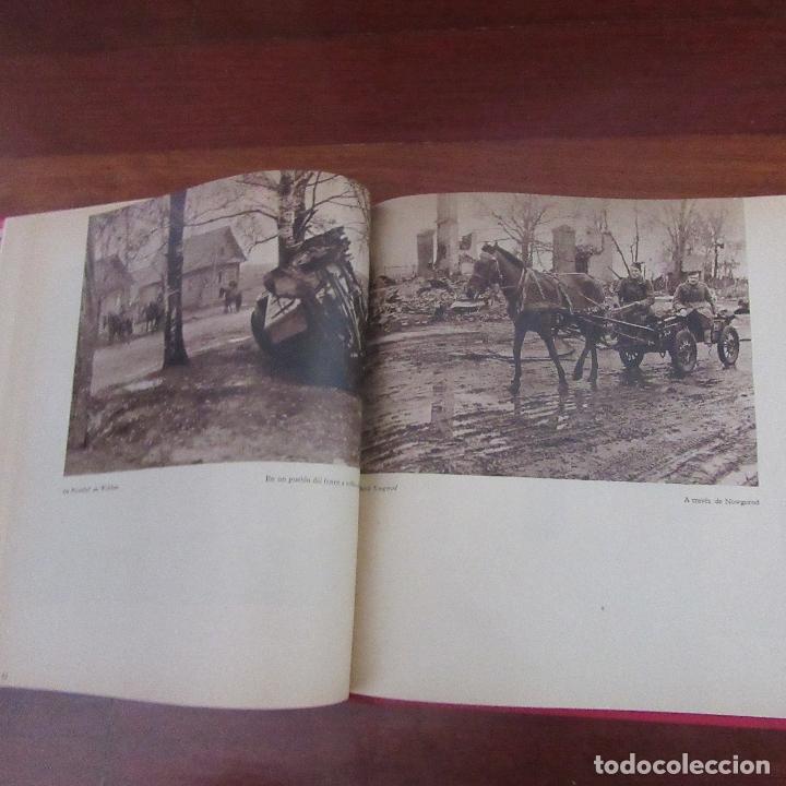 Militaria: Libro voluntarios españoles en el frente division azul, rareza - Foto 7 - 167957316