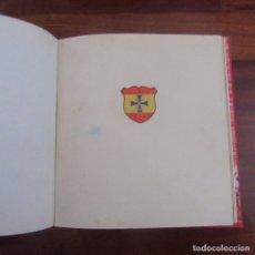 Militaria: LIBRO VOLUNTARIOS ESPAÑOLES EN EL FRENTE DIVISION AZUL, RAREZA. Lote 167957316