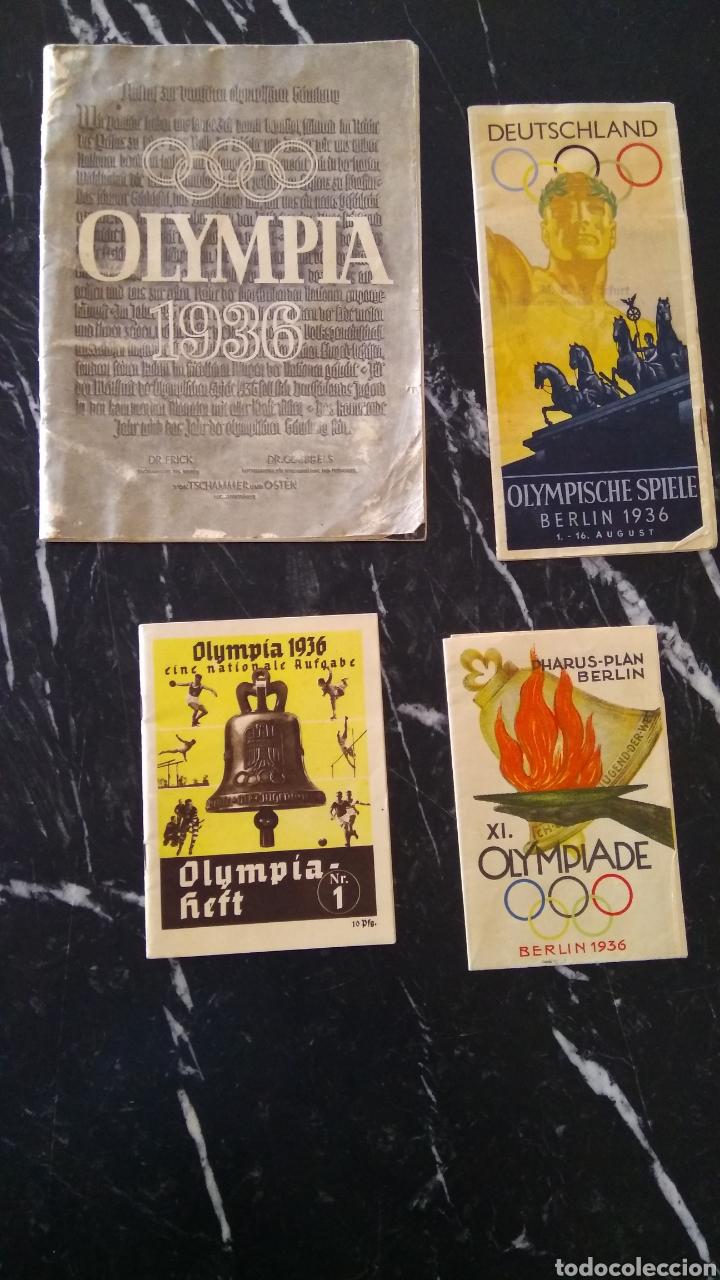 LOTE OLIMPIADAS (Militar - II Guerra Mundial)