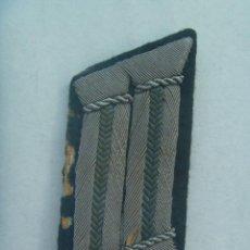 Militaria: DIVISION AZUL : PARCHE ALEMAN DE CUELLO USADOS POR DIVISIONARIO. Lote 168724092