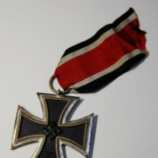 Militaria: CRUZ DE HIERRO DE 2ª CLASE DE ALEMANIA.SEGUNDA GUERRA MUNDIAL.. Lote 196354938