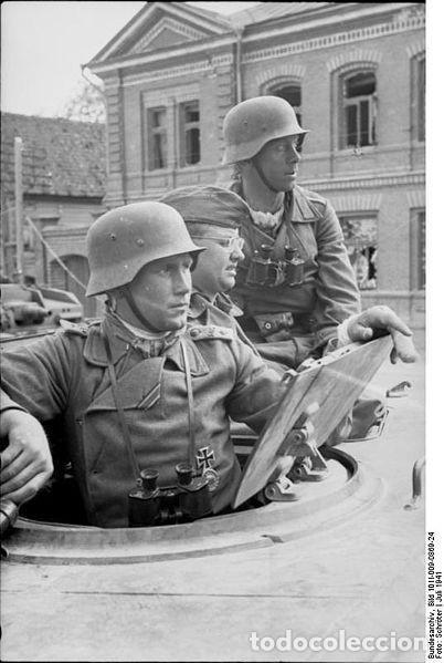 Militaria: Prismáticos binoculares militares alemanes II segunda guerra mundial III Reich ejercito alemán - Foto 6 - 169042112
