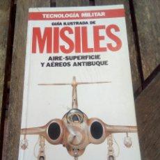 Militaria: TECNOLOGÍA MILITAR/MISILES. Lote 170000752