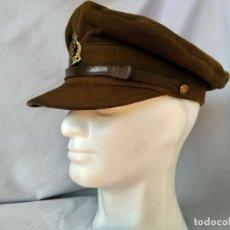 Militaria: REINO UNIDO – GORRA DE OFICIAL ROYAL ARMY MEDICAL CORPS - 2ª GM. Lote 170013876