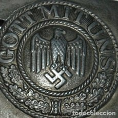 Militaria: HEBILLA WEHRMACHT HEER. Lote 170441188